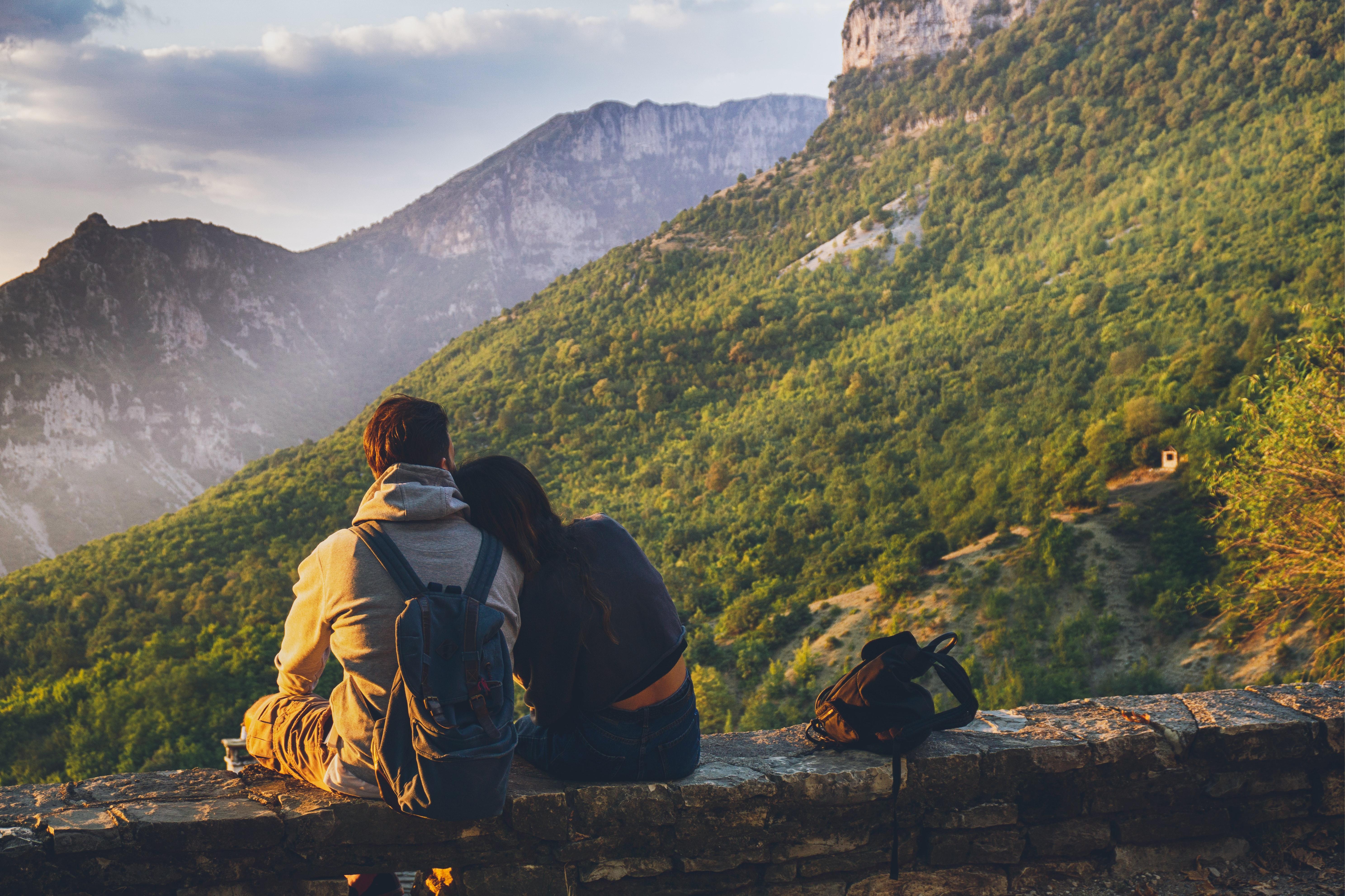夫婦で仲良く旅行&デート